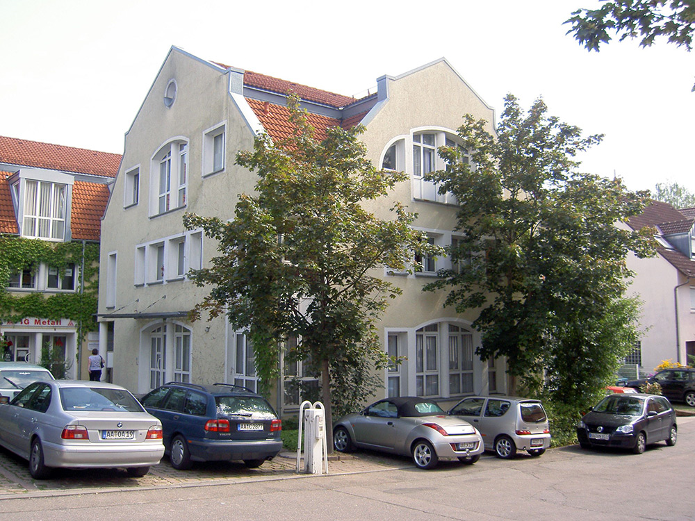 Aalen, Friedrichstraße 54