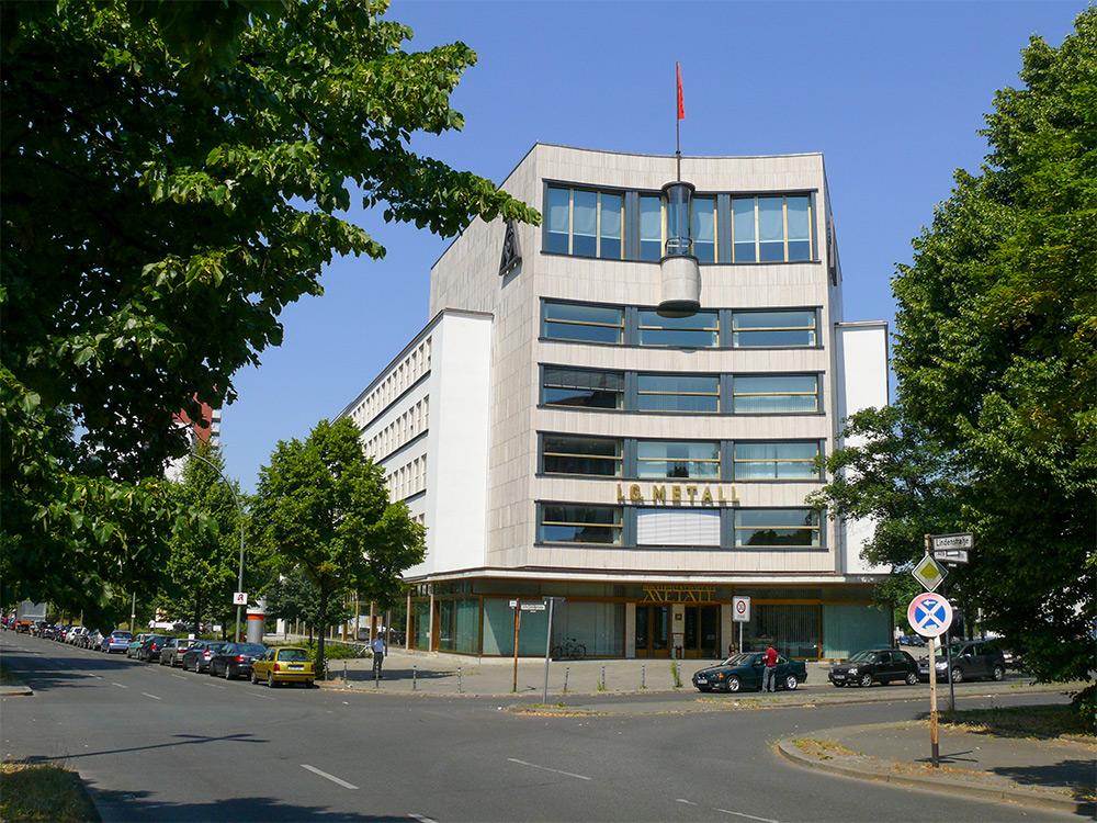 Berlin, Alte Jakobstraße 148/149, Lindenstraße 1
