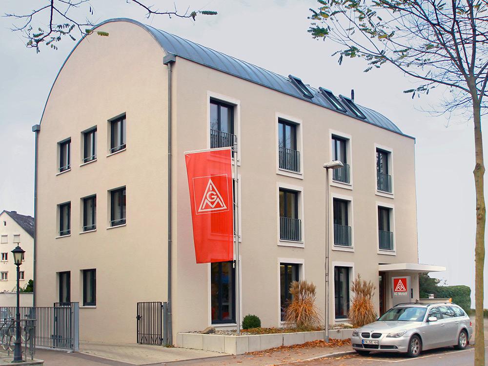 Friedrichshafen, Riedleparkstr. 13