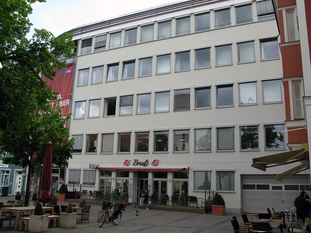 Ingolstadt, Paradeplatz 9