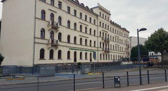 Leipzig, Thomasiusstr. 1
