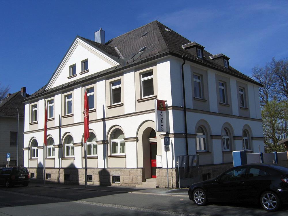 Münchberg, Hofer Straße 21