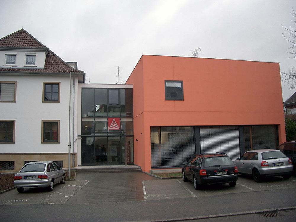 Neckarsulm, Salinenstraße 9