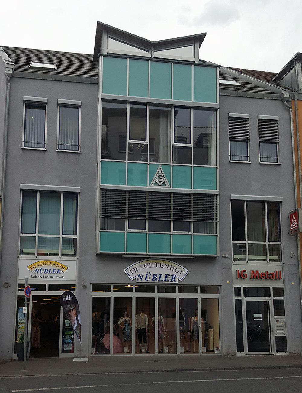 Schweinfurt, Manggasse 7
