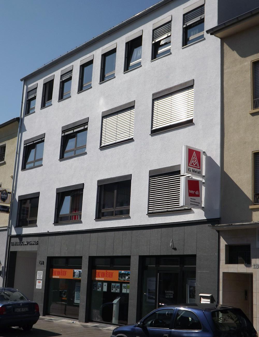 Siegburg, Kaiserstraße 108