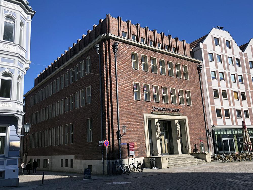 Stralsund, Alter Markt 4
