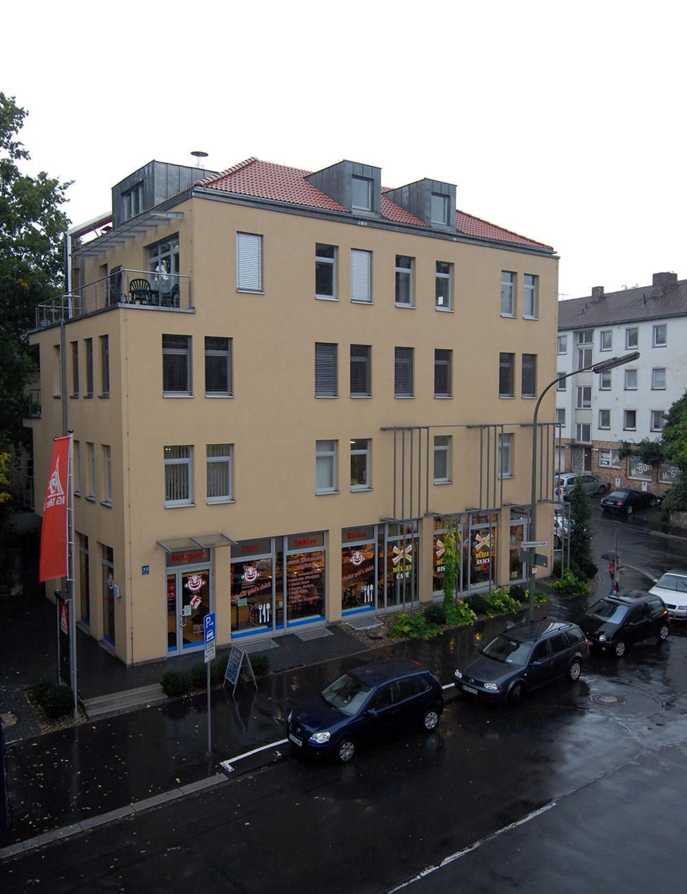 Würzburg, Randersackerer Straße 33