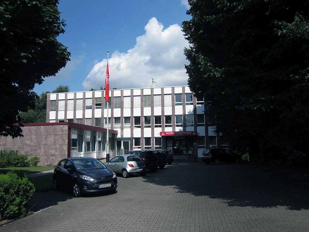 Witten, Hans-Böckler-Straße 12