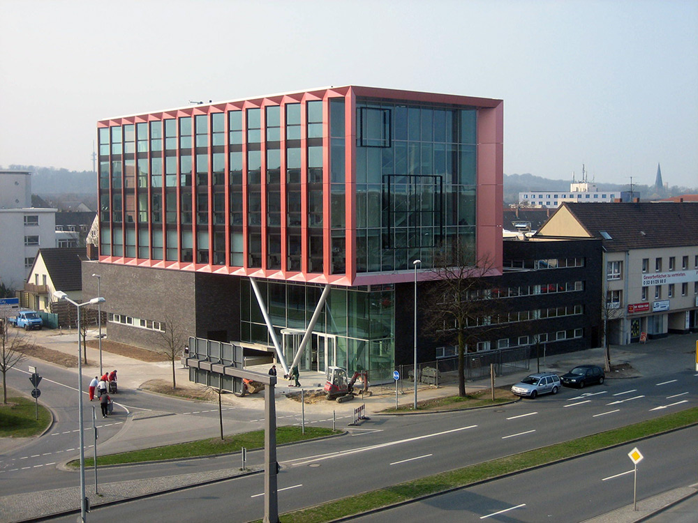 Wolfsburg, Siegfried-Ehlers-Straße 2