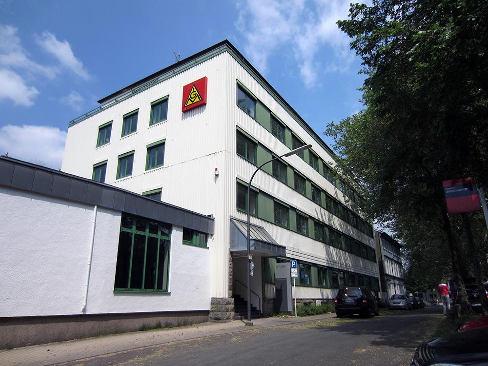 Wuppertal, Elberfelder Straße 87-89